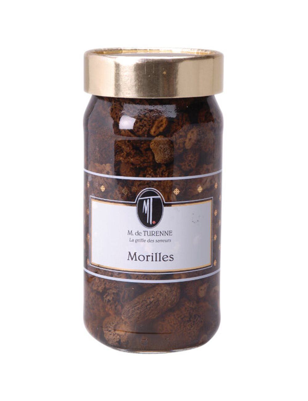 Morilles 37cl (Variete Conique)