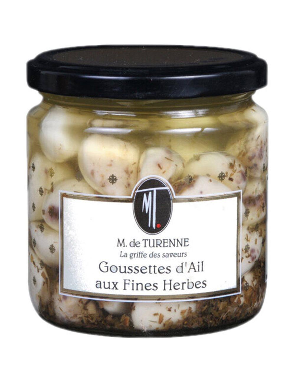 Goussettes D'Ail Aux Fines Herbes 350ml