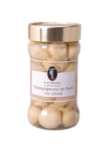 Champignons van Parijs 1e Keus 314ml