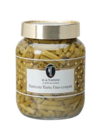Haricots Mangetout Coupes 72cl