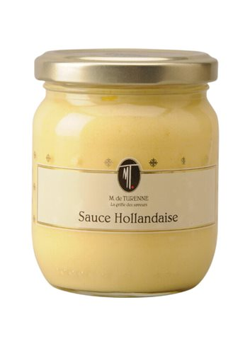 Sauce Hollandaise Bocal 190g