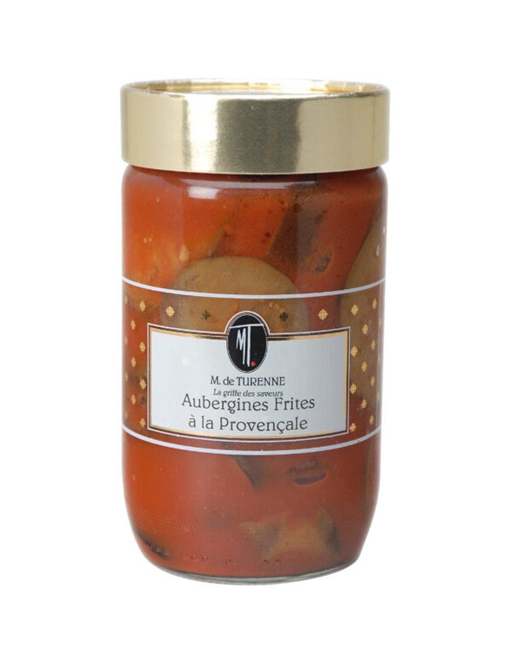 Aubergines Frites 72cl