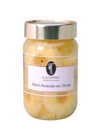 Ananas Au Sirop 358ml