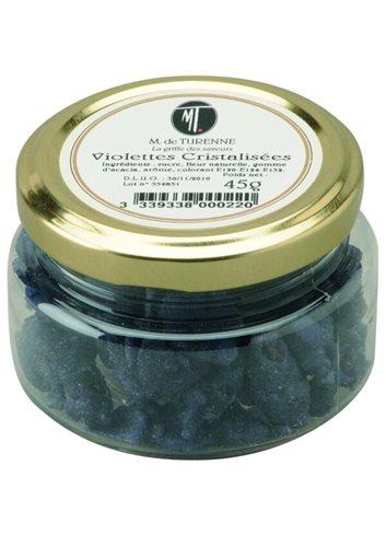 Gekristaliseerde Violetblaadjes 45g