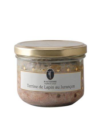 Terrine De Lapin Au Vin De Jurancon 180g
