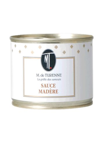 Sauce madere Boite 190gr