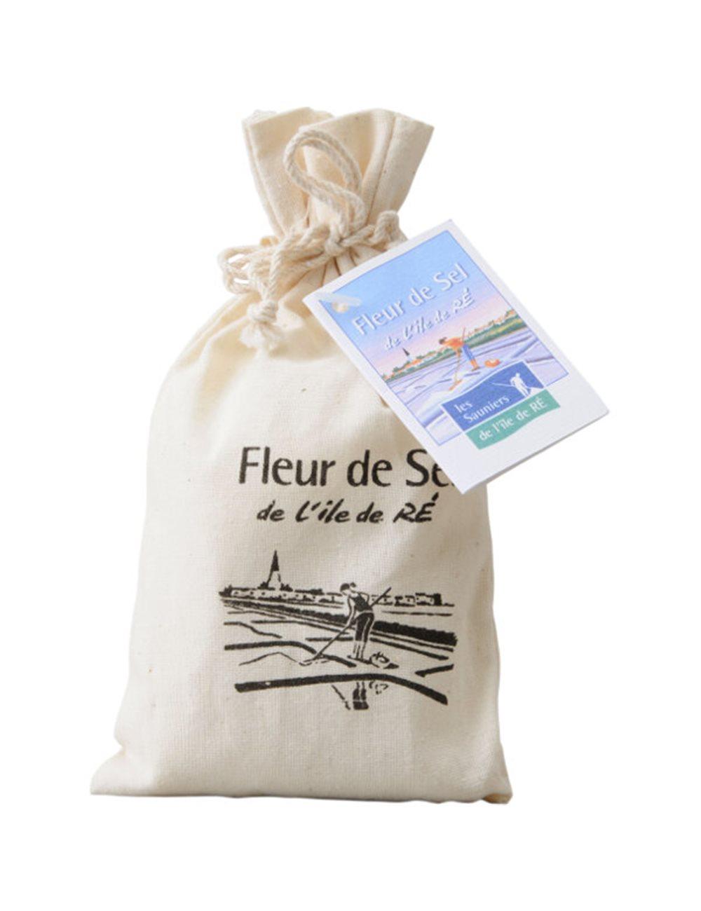 Fleur De Sel Ile De Re 150g