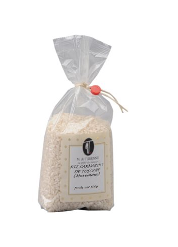 Carnaroli Rijst uit Toscane 500g