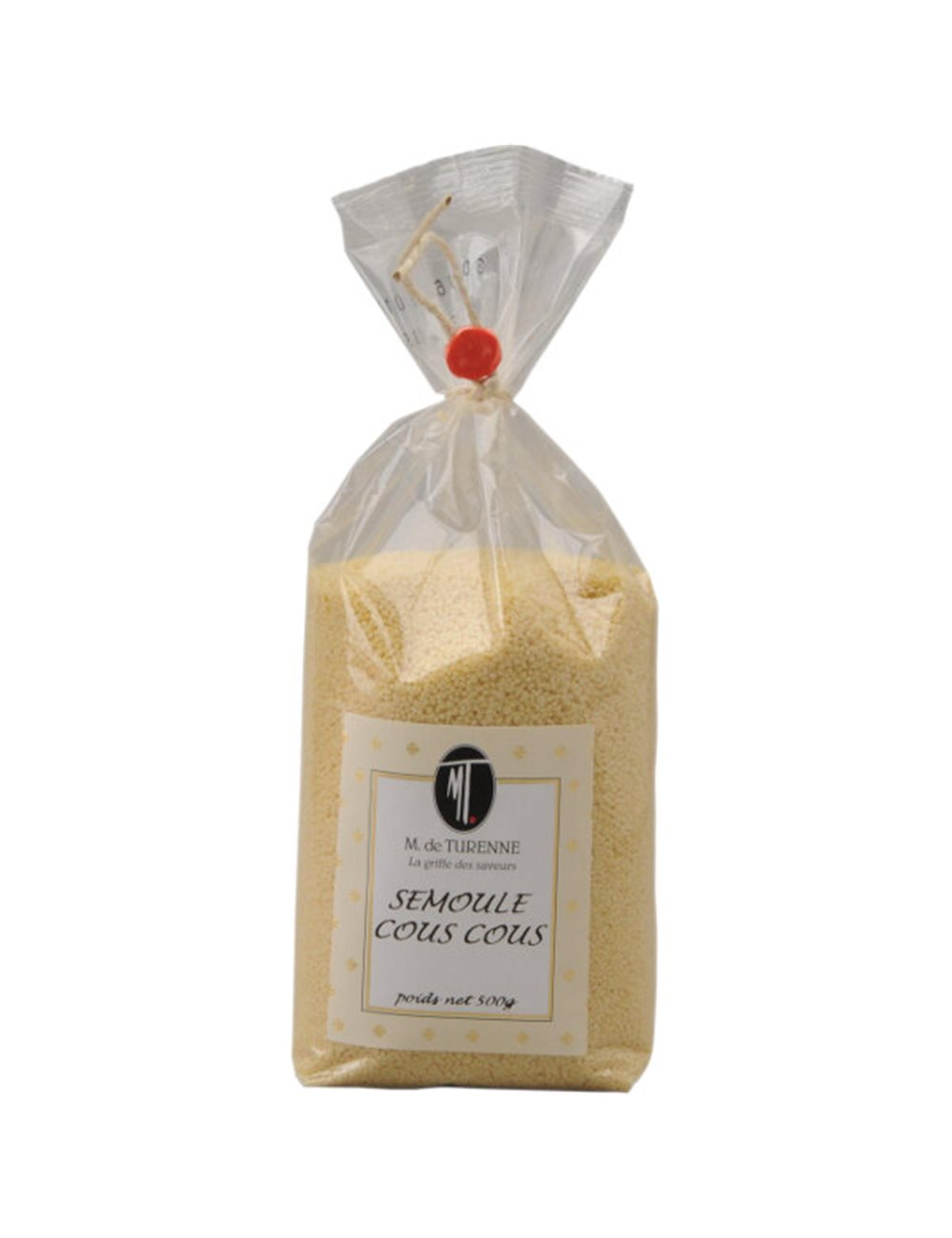 Semoule Couscous grain Moyen 500g