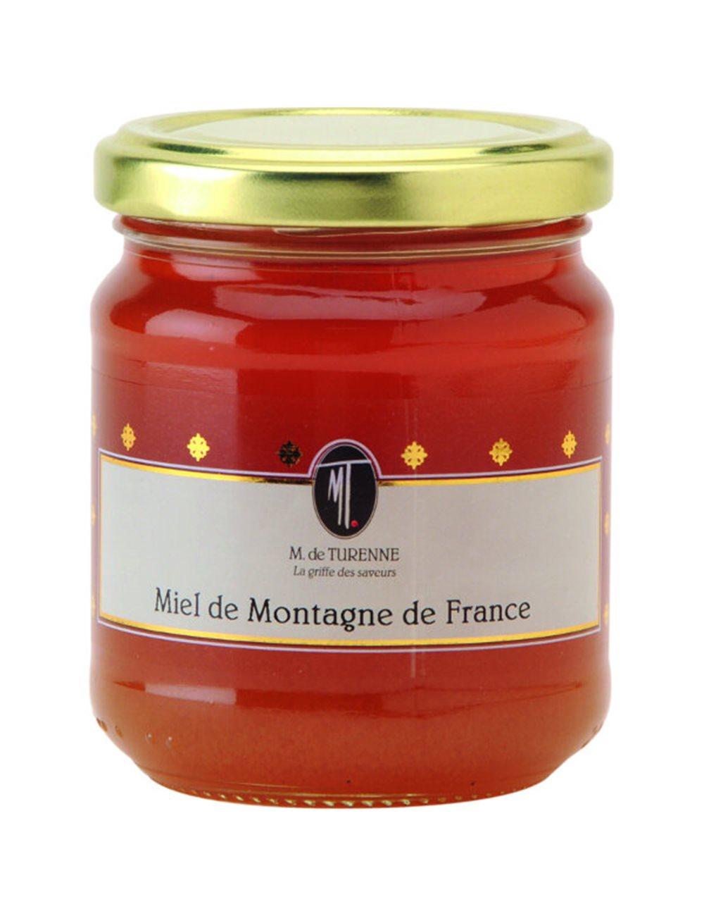 Miel De Montagne Des Pyrenees 250g
