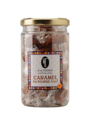 Caramels Tendres Au Beurre Sale 160g
