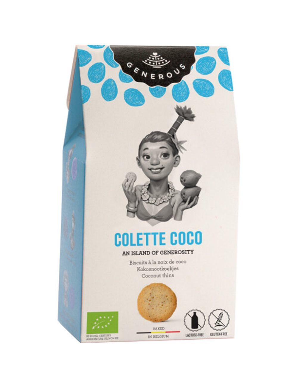 Colette Coco BIO 100g