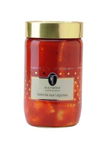 Ravioli's  Groentjes Toscaanse saus 680g