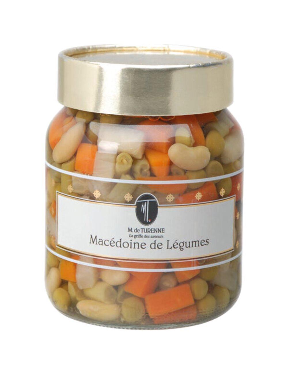 Macedoine De Legumes Extra 37cl