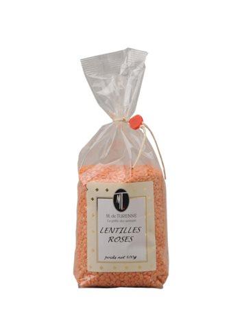 Lentilles Roses Sachet 500g