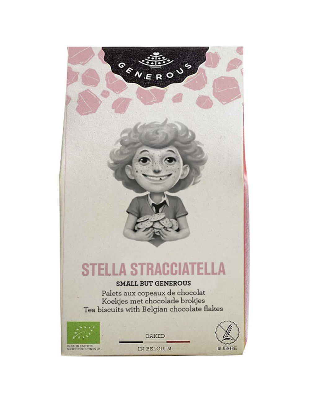 Stella Stracciatella BIO 40g