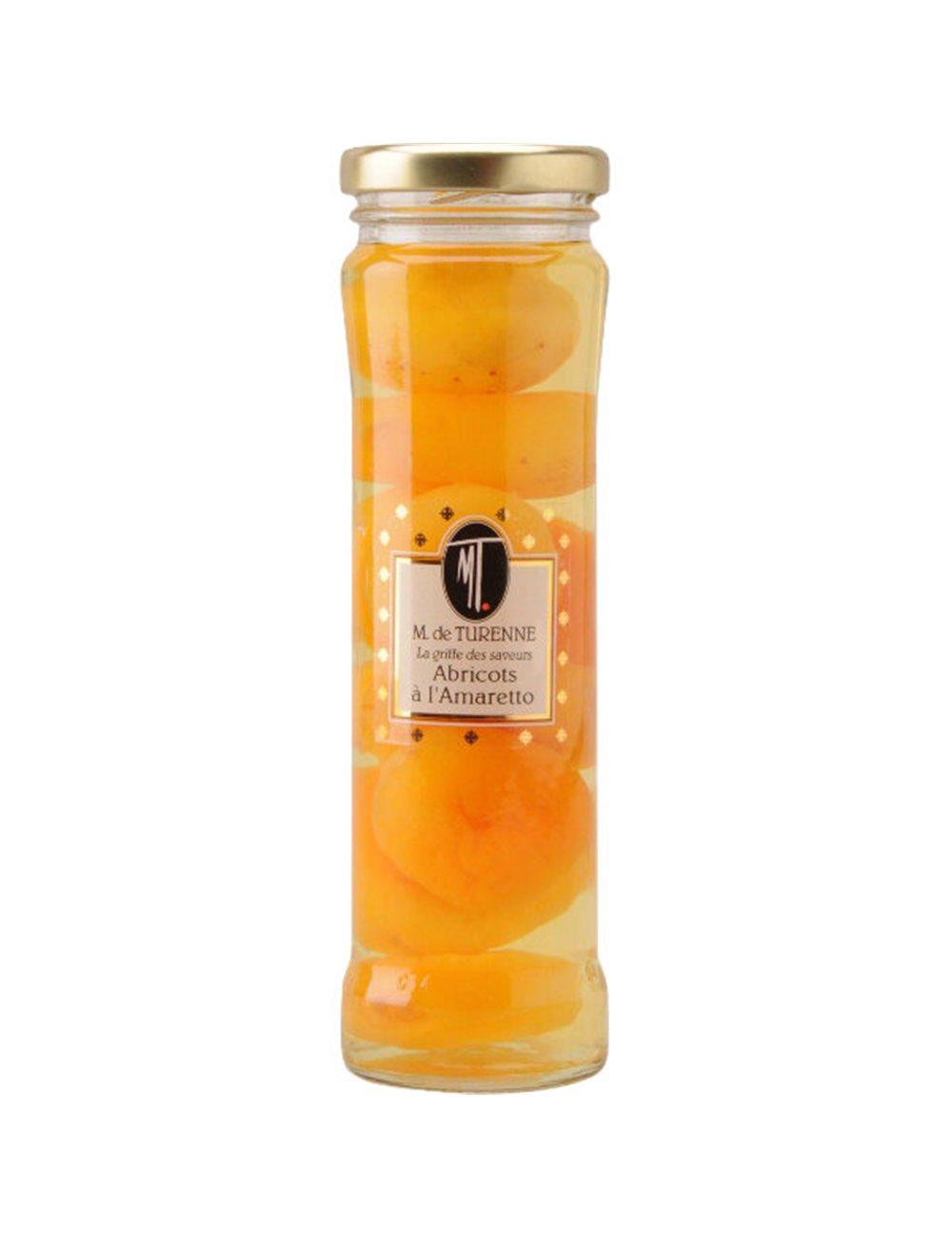 Abricots Rafraichis A L' Amaretto 21Cl