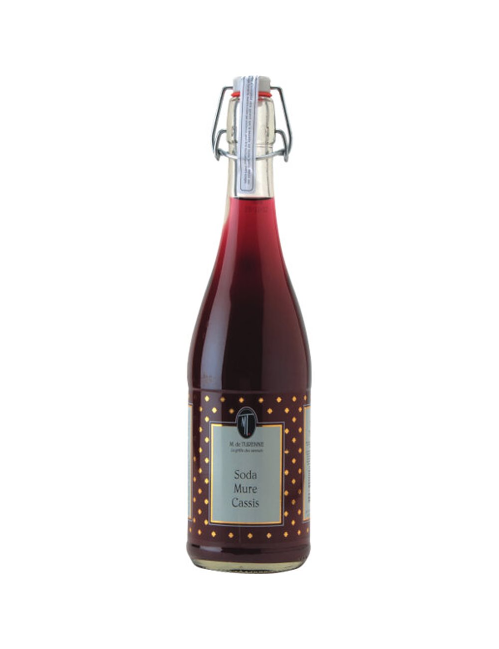 Limonade Mure Cassis 75cl