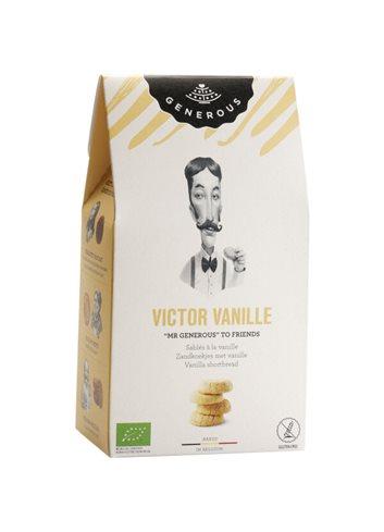 Victor Vanille BIO (sans gluten) 120g