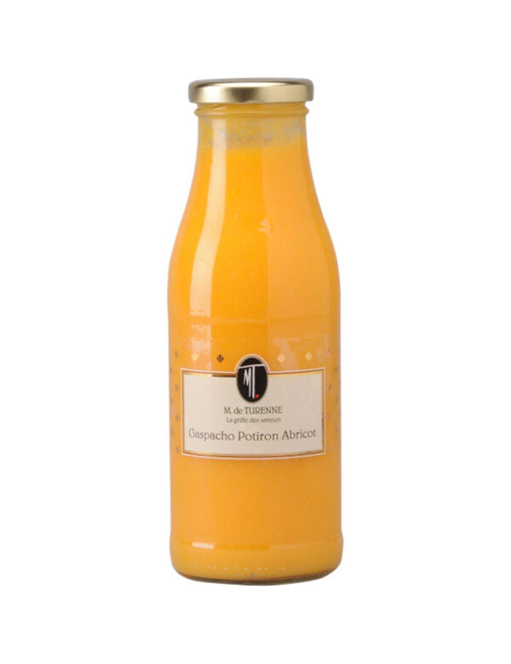 Gaspacho Potiron Abricot 50cl