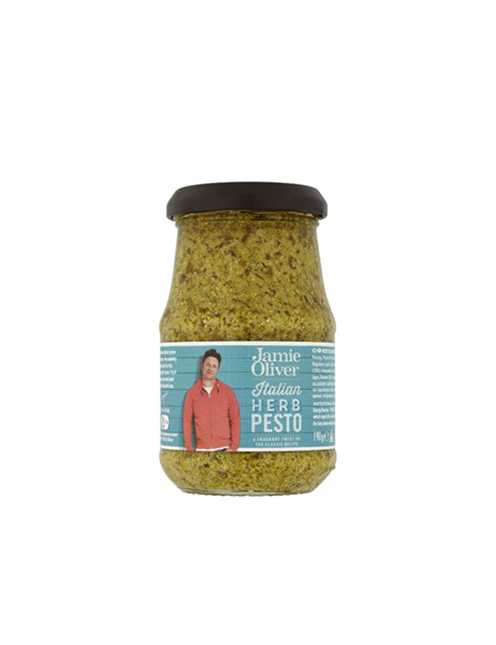 Pesto aux Herbes Italiennes 190gr