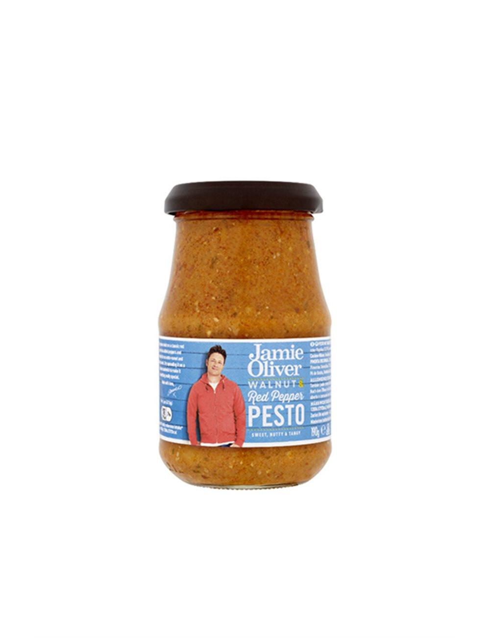 Pesto aux Noix et Poivrons Doux 190gr