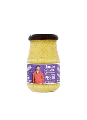 Pesto Gele Paprika & Pecorino 190g