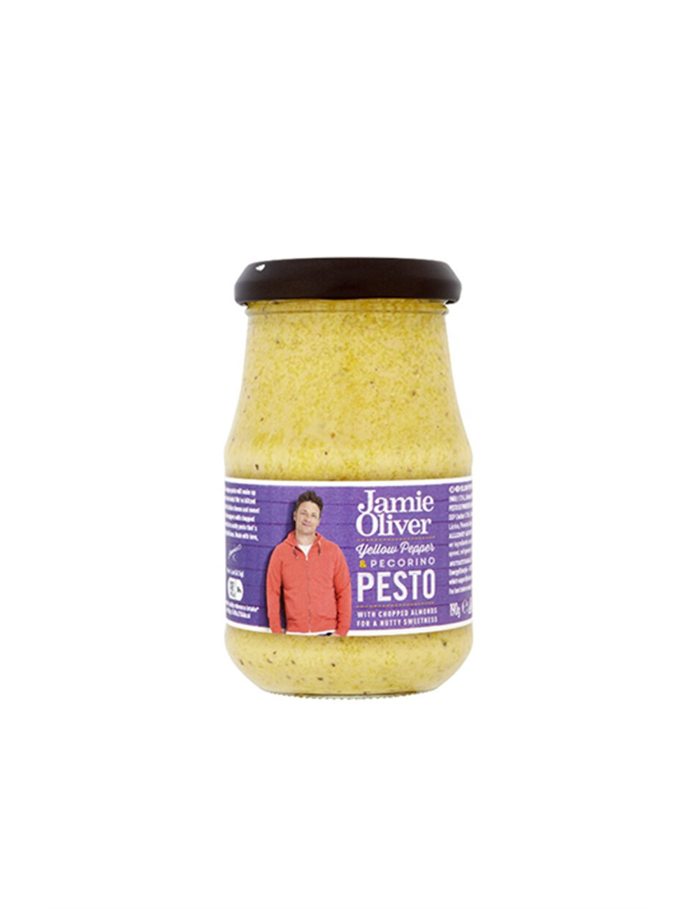 Pesto Poivrons Jaunes & Pecorino 190g