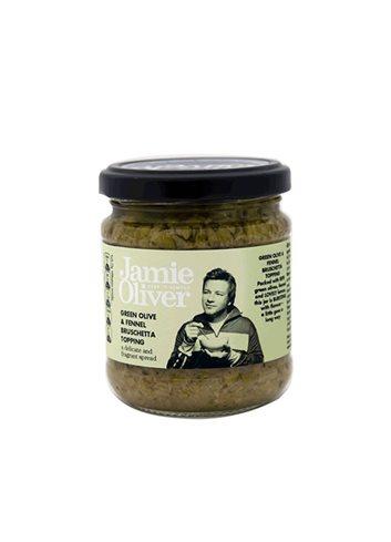 Brusc.Topping Olive Verte et Fenouil 180g