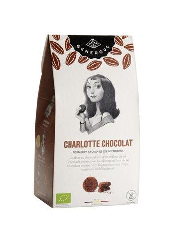 Charlotte chocolat BIO (sans gluten) 120g