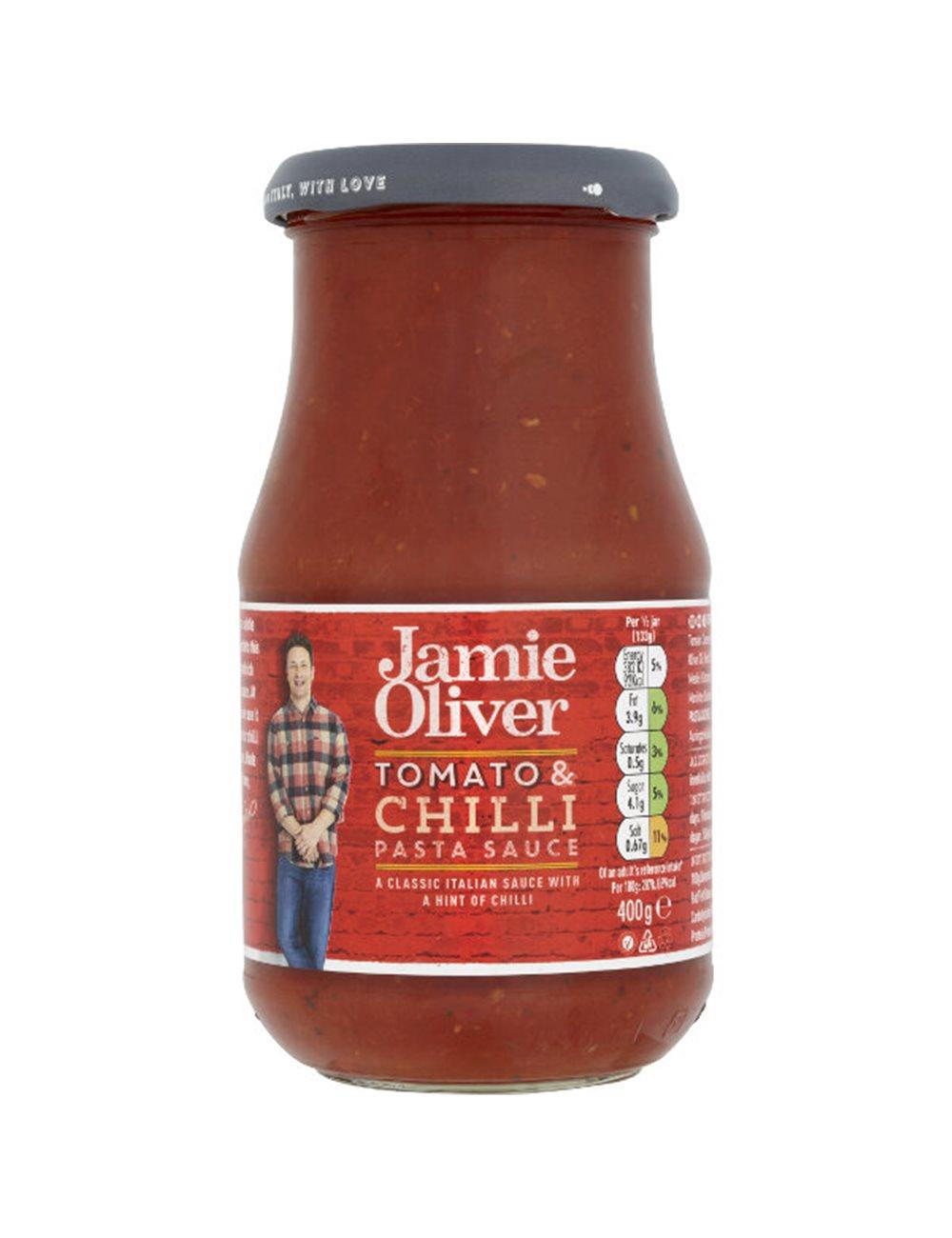 Sauce Tomate au Piments 400gr