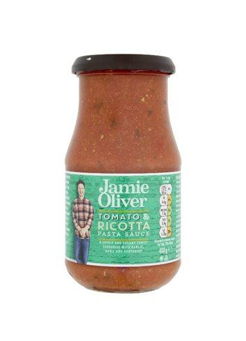 Sauce Tomate Ricotta & Basilic 400gr