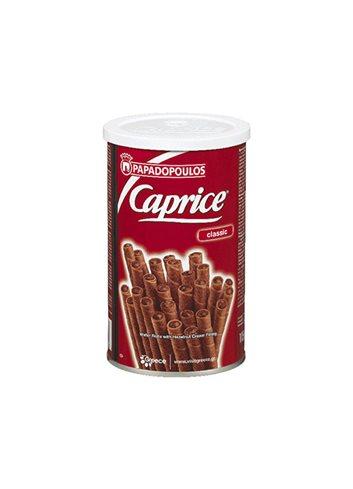 Caprice wafelpijpjes hazelnoot 115g
