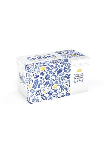 Cheese Crispies Gouda Bleu de Delft Giftset 2x70g