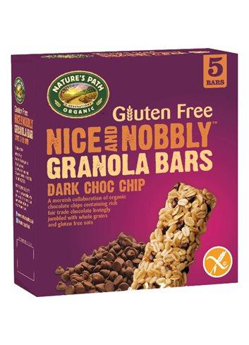 Granola repen donkere chocolade BIO/Glutenvrij 175g (5x35g)
