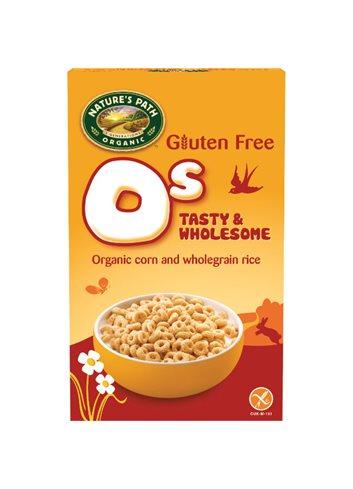 O's (mais & volkoren rijst cereal) BIO/Glutenvrij
