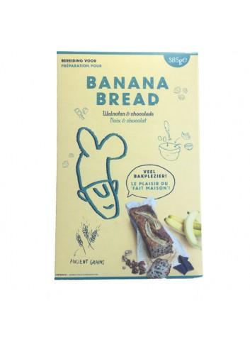 Bananenbrood - Walnoten Chocolade 385g