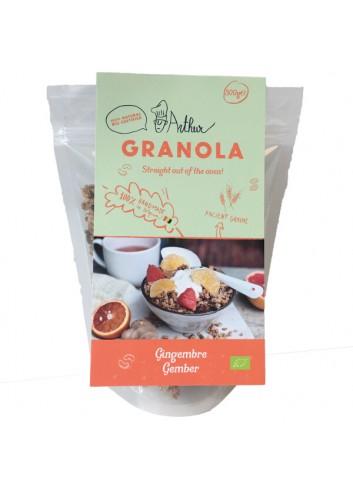 Granola - Gember - 300g