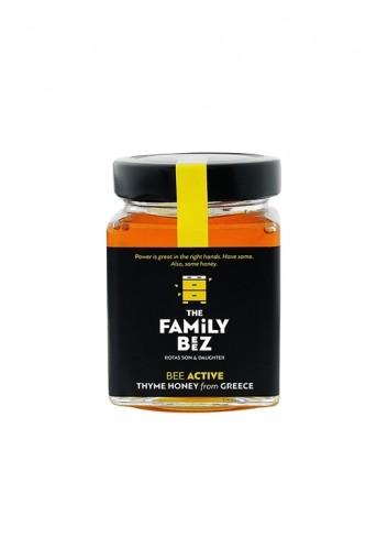 """Miel naturel de thym  """"Bee Active"""" 250g"""