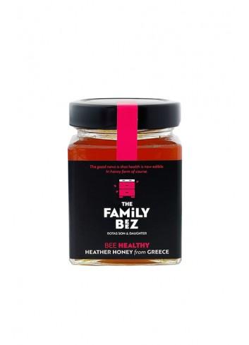 """Natuurlijke heather honing """"Bee Healthy"""" 250g"""