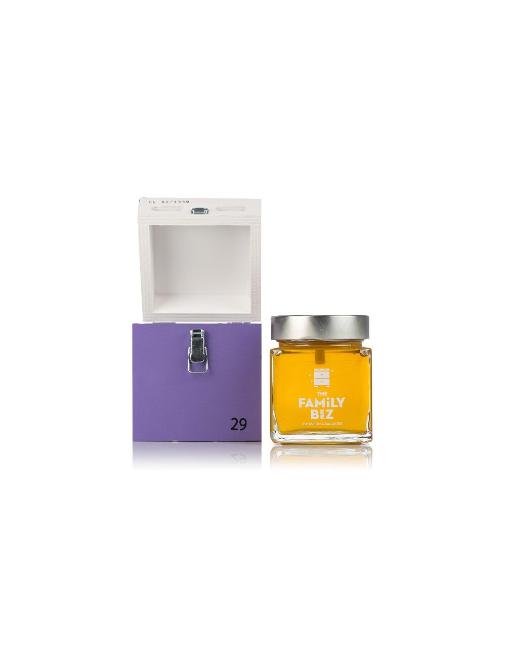 Miel de fleurs sauvages Giftpack BIO 460g