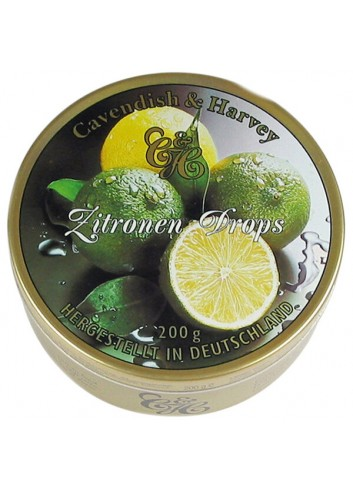 Sour Lemon 200g