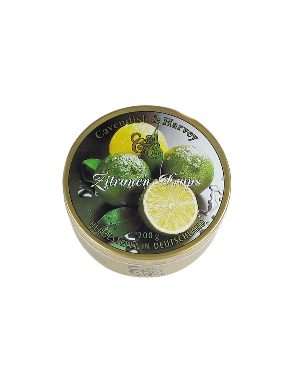 Sour Lemon 200g