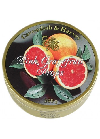 Pink Grapefruit 200g
