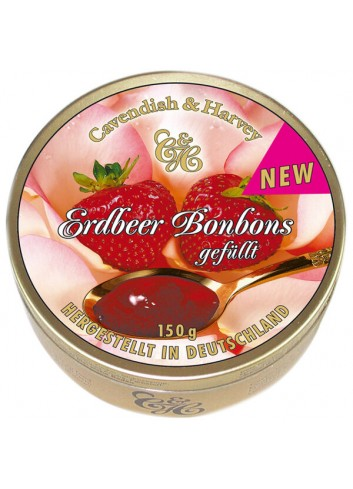 Strawberry candies 175g