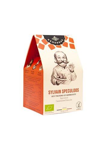Sylvain Speculoos BIO (sans gluten) 28g