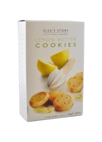 Biscuits au beurre Citron 125g
