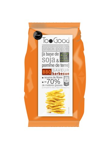 Chips poppé au Barbecue 85G