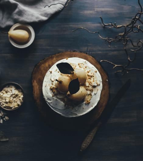 desserts selection